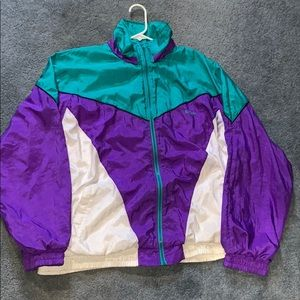 Vintage XL Wilson Windbreaker